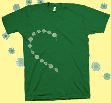 Half a daisy chain