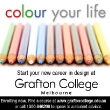 Grafton College  - ad mockup