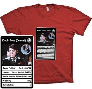 Rosa Klebb - SPECTRE Number 3
